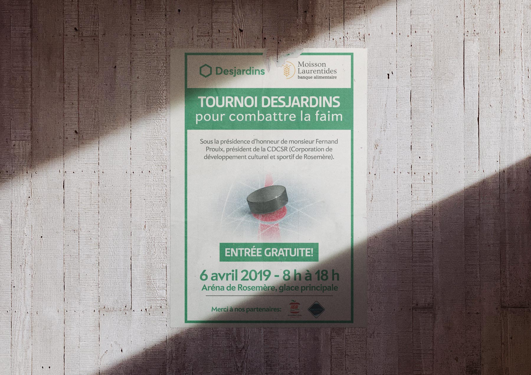 Affiche Tournoi